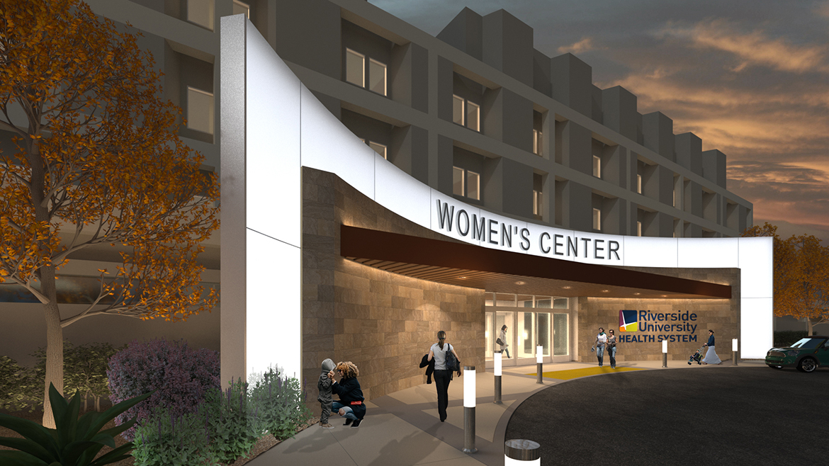 Riverside University Health Systems Medical Center  >> Riverside University Health System Engages Wd To Revitalize Its
